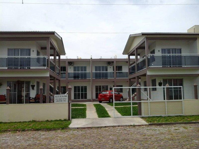 Residencial Emerencio, holiday rental in Passo de Torres