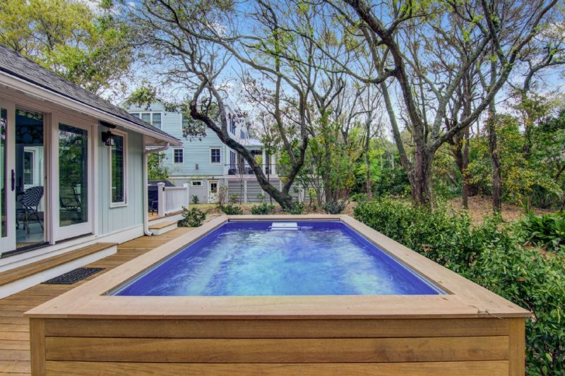 Brand New Private Pool!