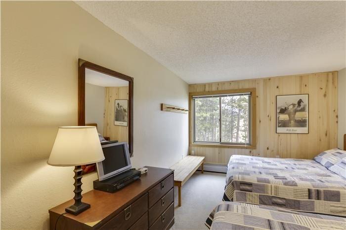 Fenster, Computer, LCD-Bildschirm, Schlafzimmer, Innenaufnahme