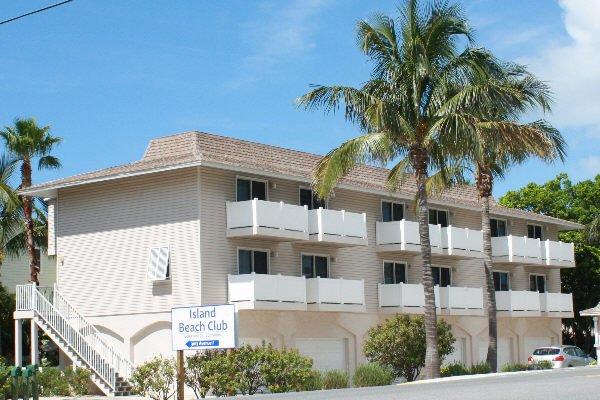 Building, Palm Tree, Tree, Deck, Porch