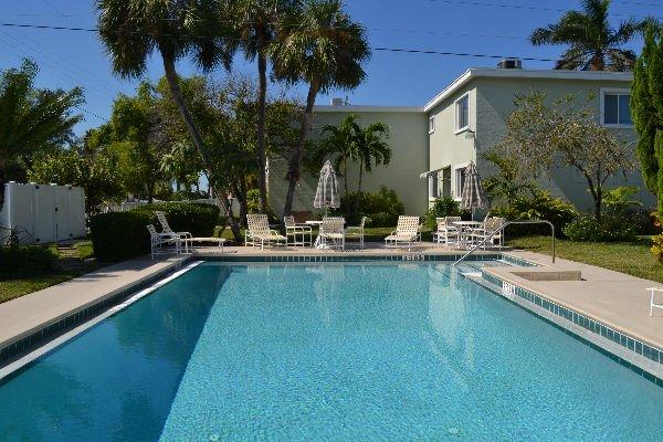 Pool, Water, Building, Tree, Resort