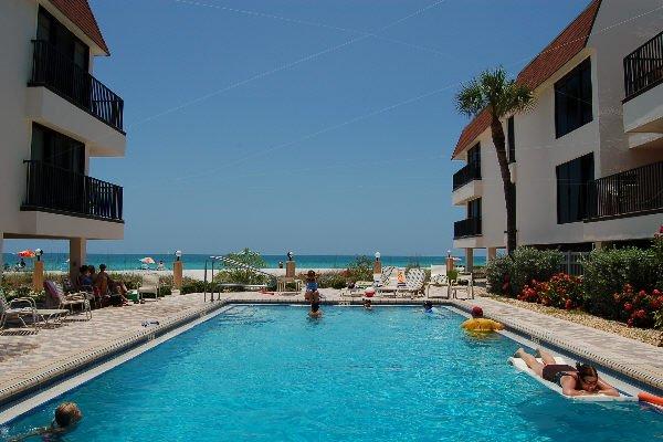 Building, Hotel, Resort, Pool, Swimming Pool