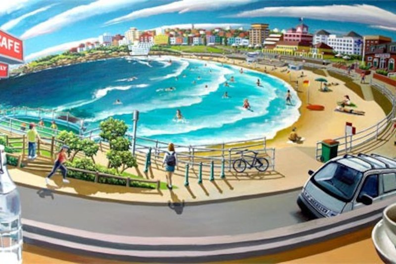 North Bondi Beach