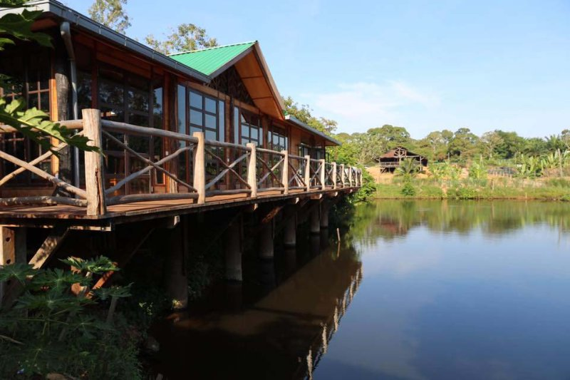 Woods & Water PD Country Retreat 水林間, vacation rental in Port Dickson