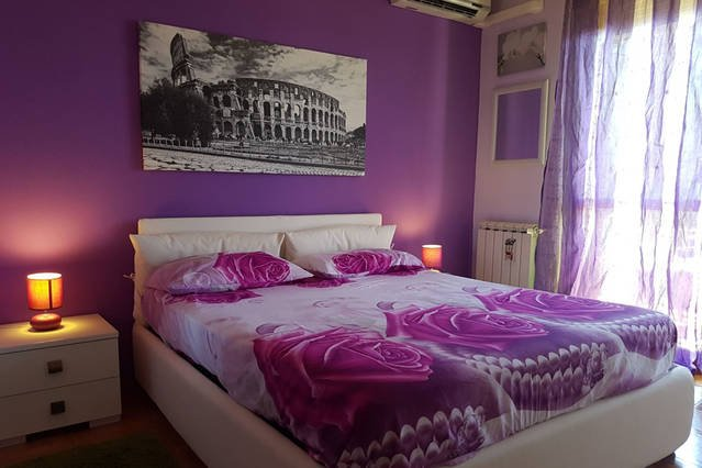 roma camera colorata, vacation rental in Aranova