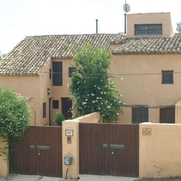Casa Rural El Lebrillo y La Tinaja, en Gebas, Murcia, alquiler de vacaciones en Mula