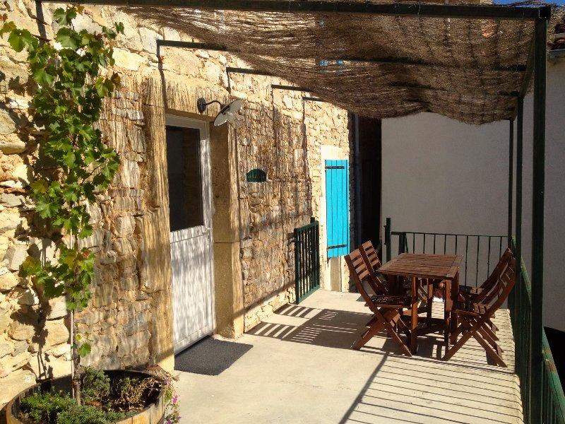 La Vieille Ferme at L'Autre Maison, holiday rental in Saint-Maurice-de-Cazevieille