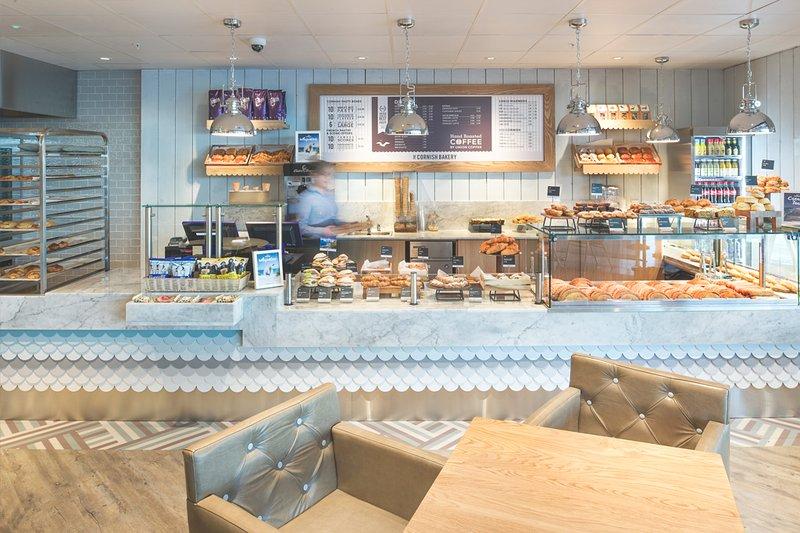 El primer Cornish panadería se estableció aquí en Mevagissey