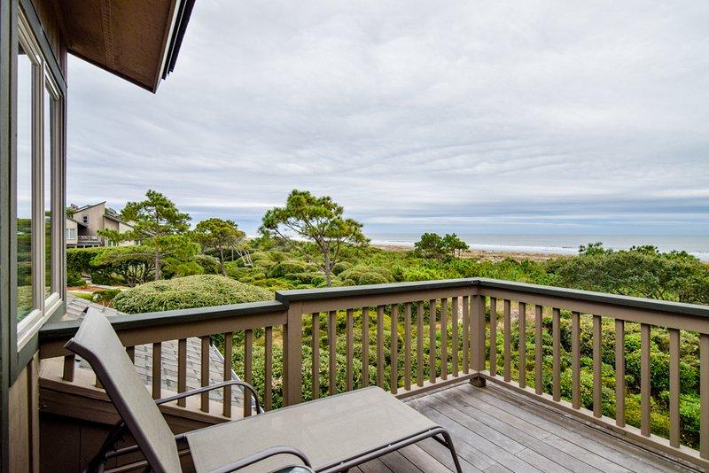 Balcón, cubierta, porche, Baranda, Interior