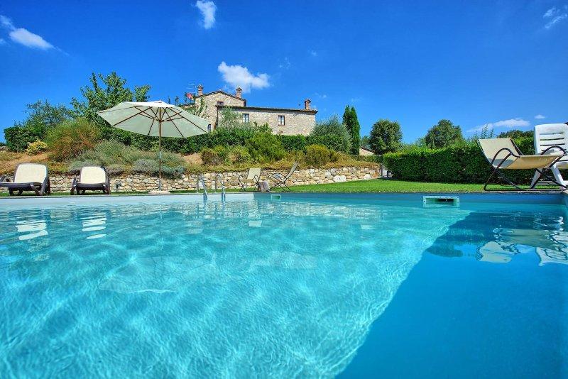 Chianti Suite Borgo Quornia, vacation rental in Castellina In Chianti