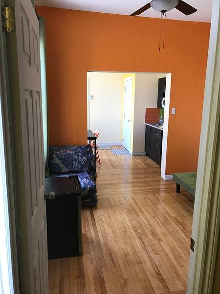 1 bedroom apartment, Quebec downtown, sleeps 4, vacation rental in Westmount