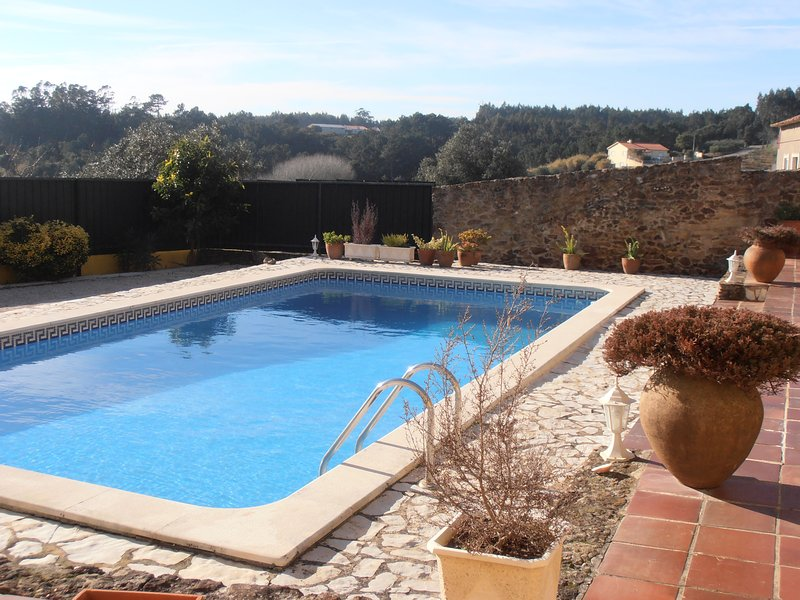 A bela 5x10m piscina