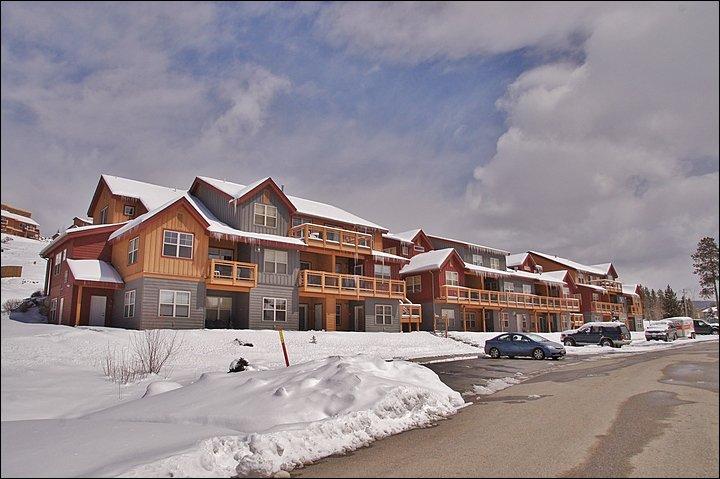 Exterior View of this New Condo Development