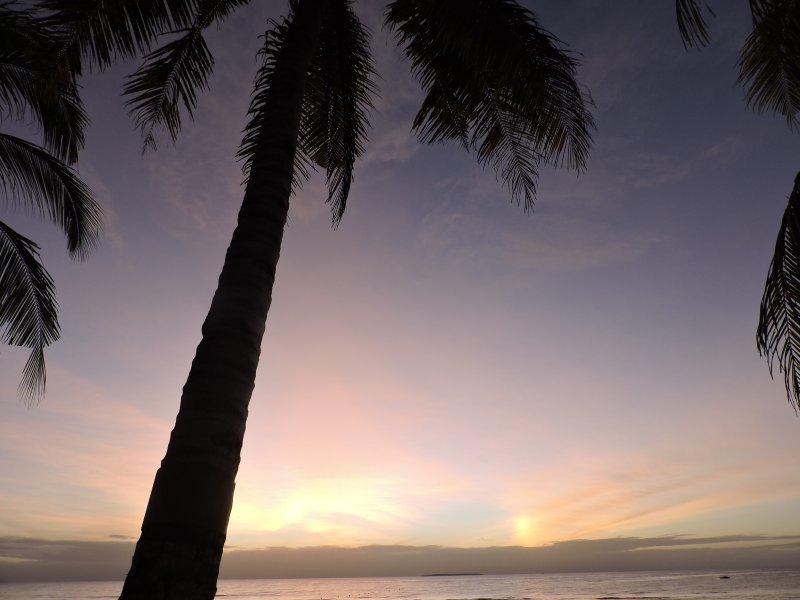 Enjoy the stunning sunset !