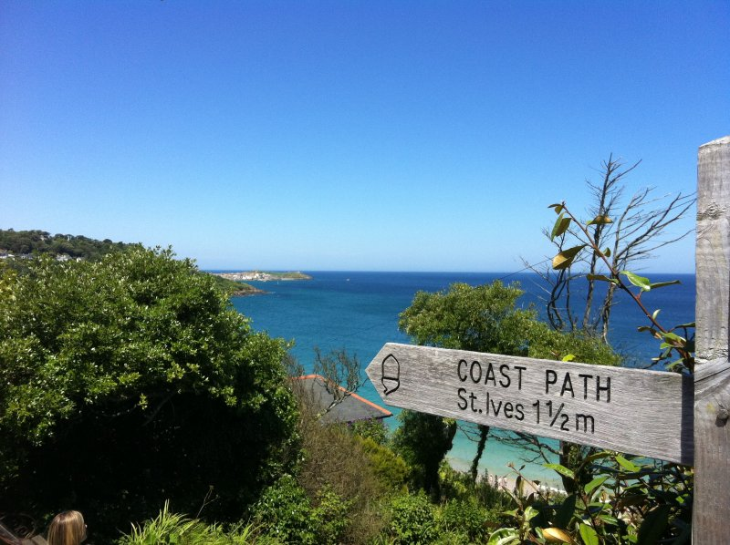 Fabulous coastal path walks on your doorstep