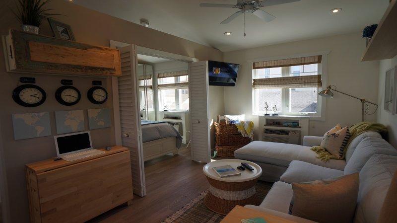 Luxurious, Private Coach House, aluguéis de temporada em Milton