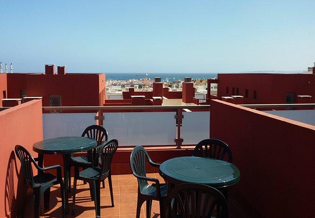 Appartamento fuerte, holiday rental in Puerto del Rosario