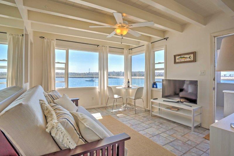 ¡Escápese a San Diego con estilo cuando se hospede en este condominio de alquiler de vacaciones!