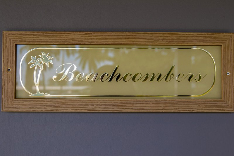 Welcome to Beachcombers.