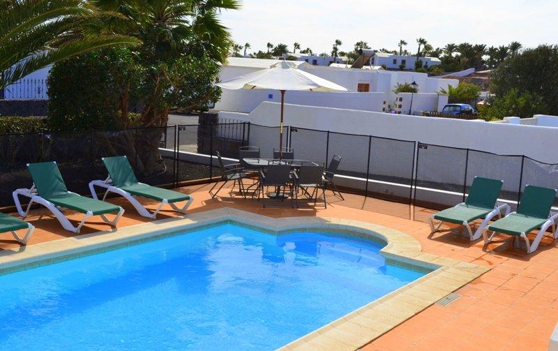 Villa Susanna piscina 8 x 4 metri