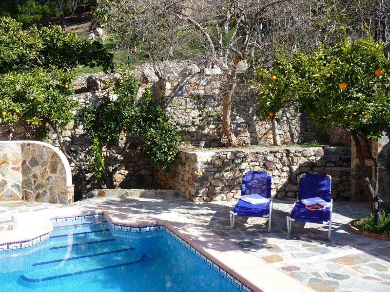 El Manantial, location de vacances à Grazalema