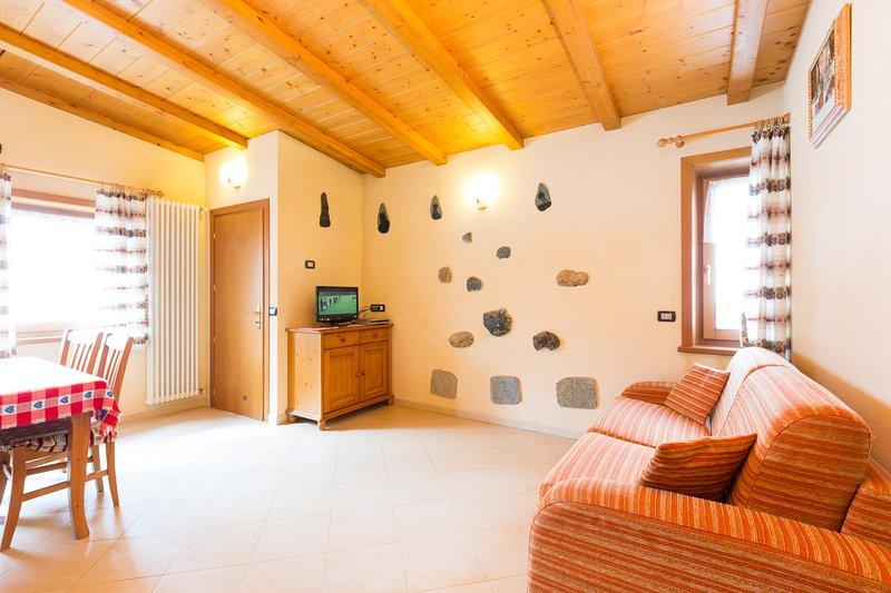 Baita Nicoletta  -  APPARTAMENTO 2, aluguéis de temporada em Province of Sondrio