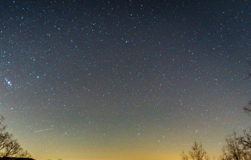 disfrutar de cielos claros y las noches estrelladas de la sala de estar o de la cubierta