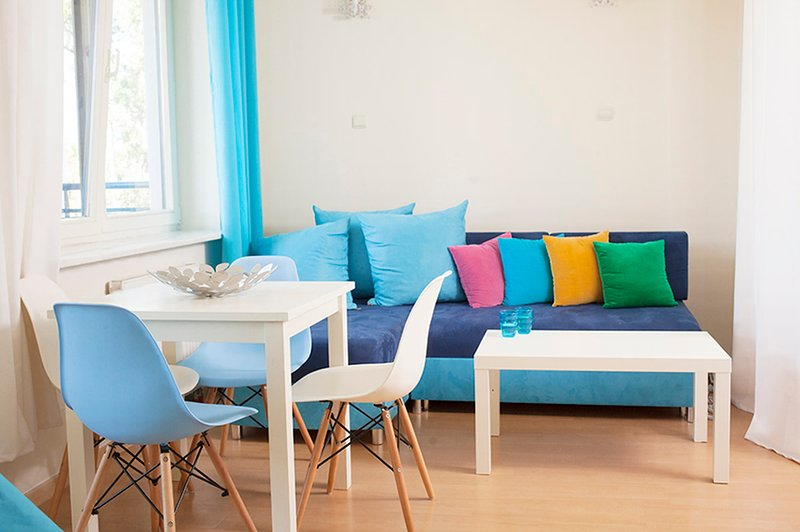 Royal Park Executive Apartment, alquiler de vacaciones en Varsovia
