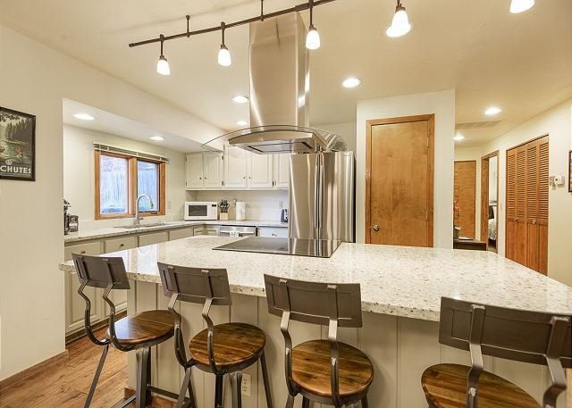 Nice new kitchen