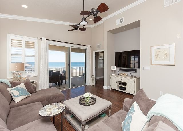 Top Floor Penthouse Corner Unit in Cinnamon Beach 361 ! Gorgeous ocean views!, holiday rental in Palm Coast