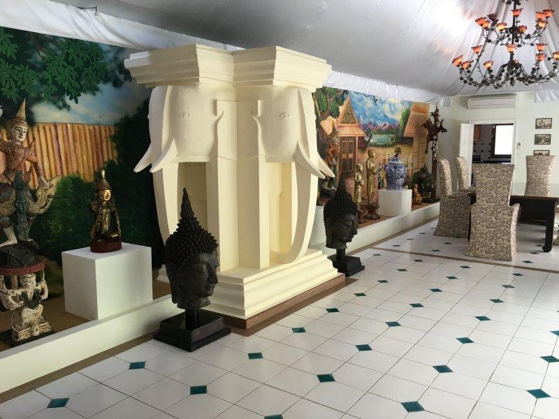 the three elephants, aluguéis de temporada em Chonburi