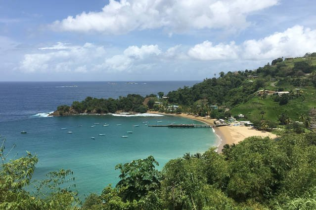 Day trips available to our serene sister isle, Tobago. Please give me ample advance notice to plan.