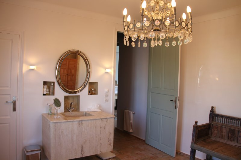 Another view of the bathroom to Dressing and Deluxe Suite