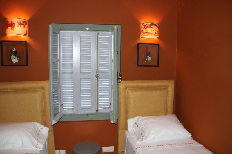 Moroccan Room bis ..