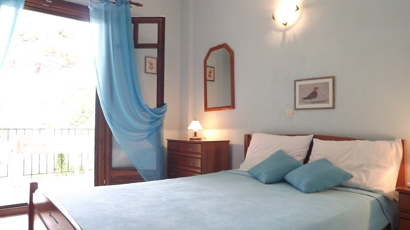 PEFKA One-bedroom Apartment, holiday rental in Vourvourou