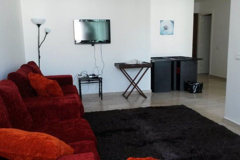 Nice Top Floor Apartment, holiday rental in Rabat