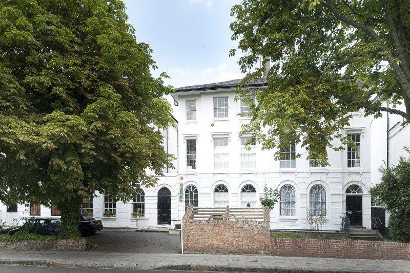 Le bâtiment est géorgien 1820