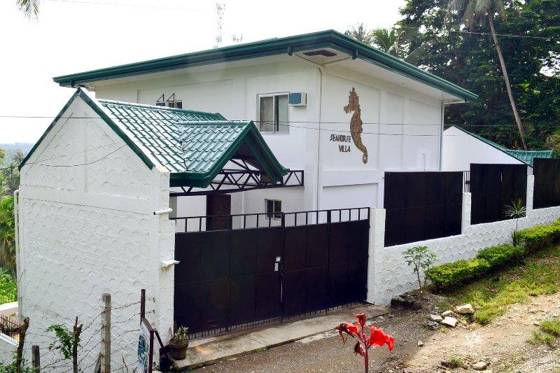 Seahorse Villa Puerto Galera, holiday rental in Oriental Mindoro Province
