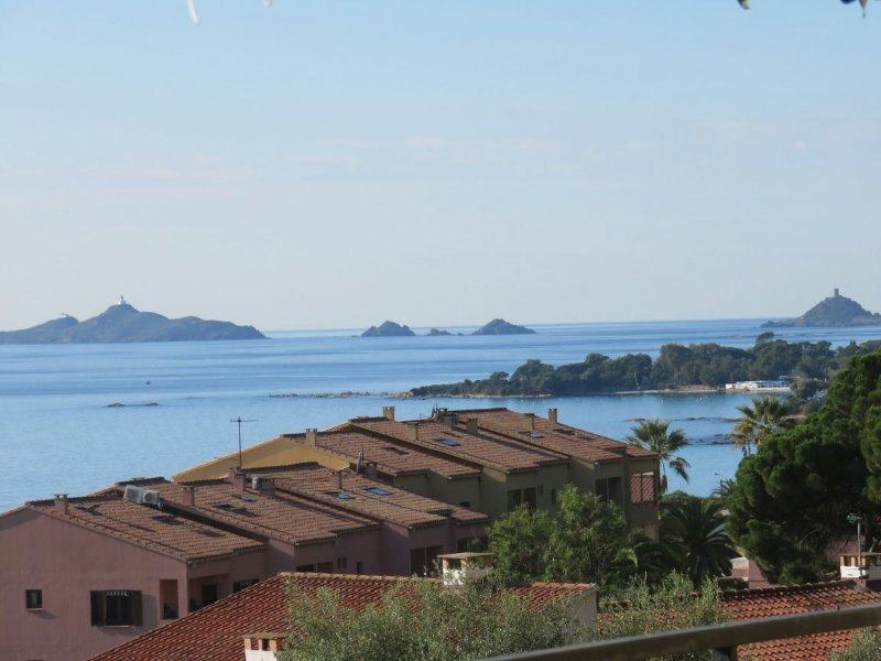one of the most beautiful view of the bay of Ajaccio
