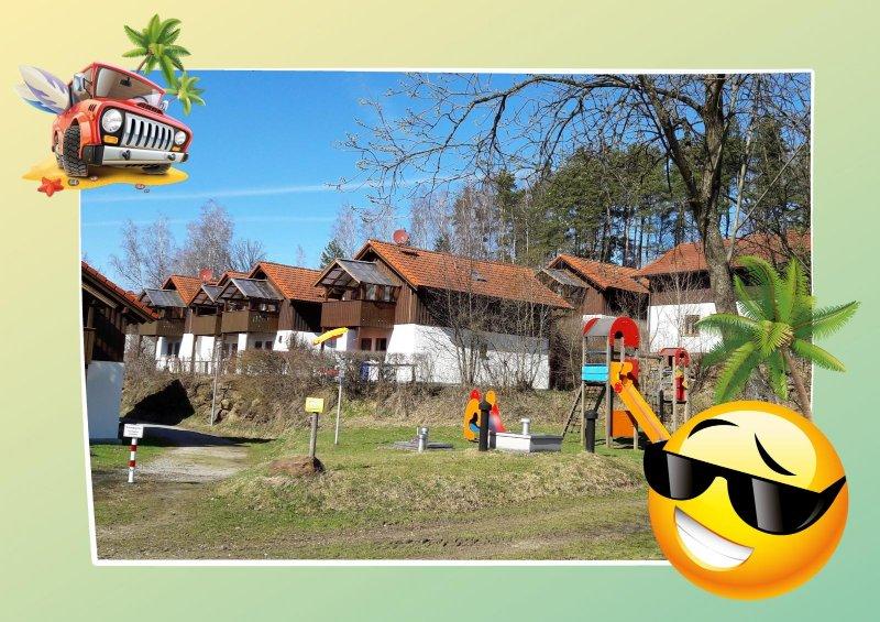 Werner's Wildgatter in Grafenwiesen, holiday rental in Blaibach