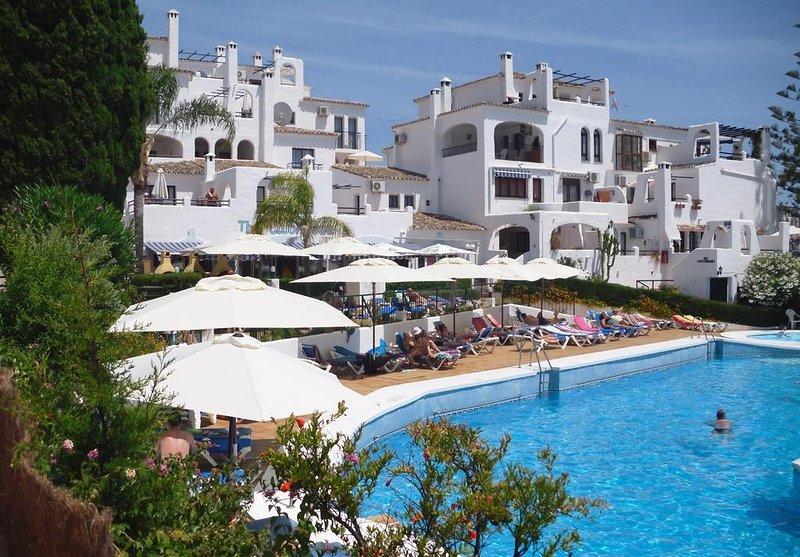Ideal Estudio de Diseño Altas Calidades. Gran terraza., vakantiewoning in Benalmadena