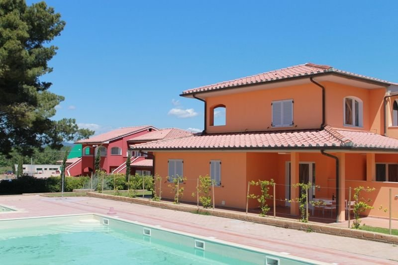Casa Botrona Apartment Sleeps 7 with Pool Air Con and WiFi - 5226914, holiday rental in Puntone
