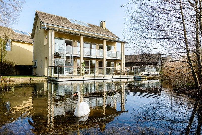 L'incredibile Garden Villa - The Lower Mill Estate - 5 x camera da letto su misura Villa con Vasca Idromassaggio