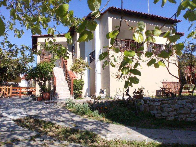 Flamouria, vacation rental in Ormos Panagias