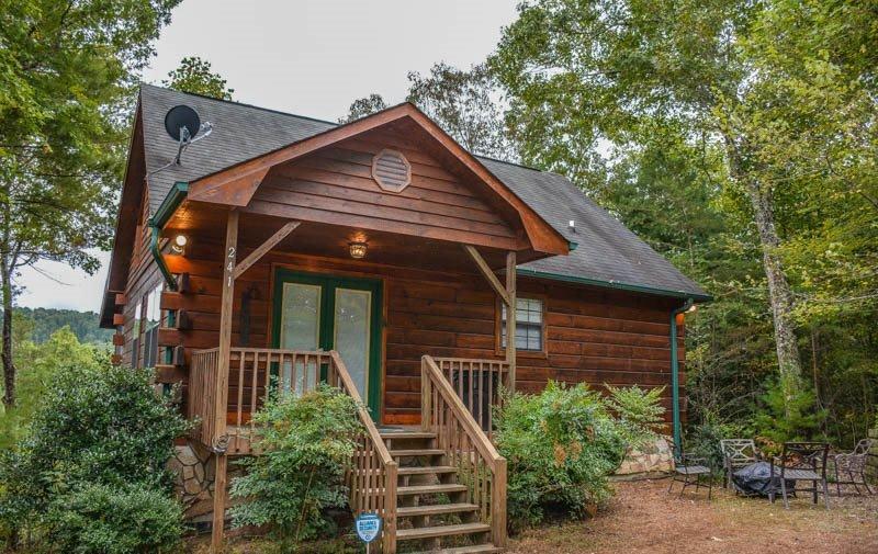 buckys mountain vista 2 bedroom 2 bath cabin with