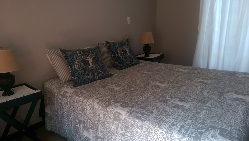 Bedroom 1, air conditioned