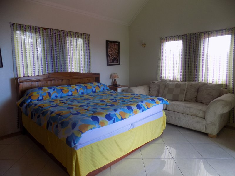 Avacado  Room #4, holiday rental in Anse La Raye