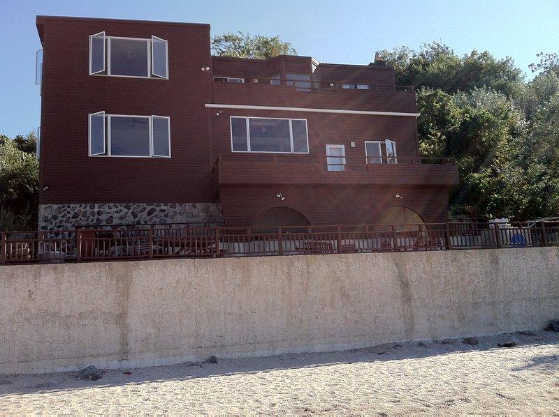 casa de playa privada para el verano 2017