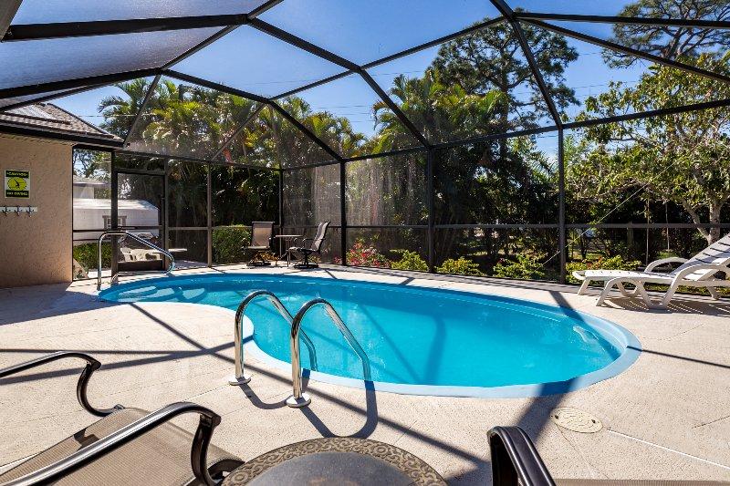 Solar de piscina