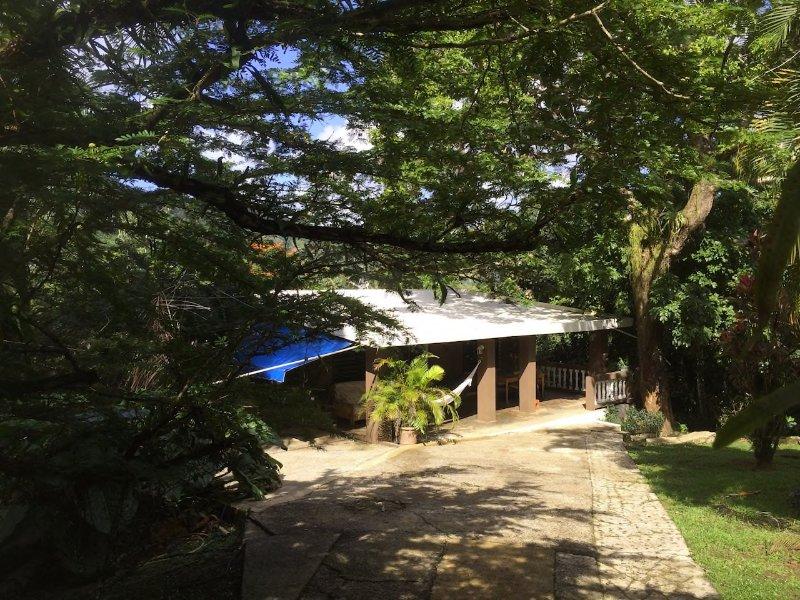 Casa en El Yunque, holiday rental in El Yunque National Forest